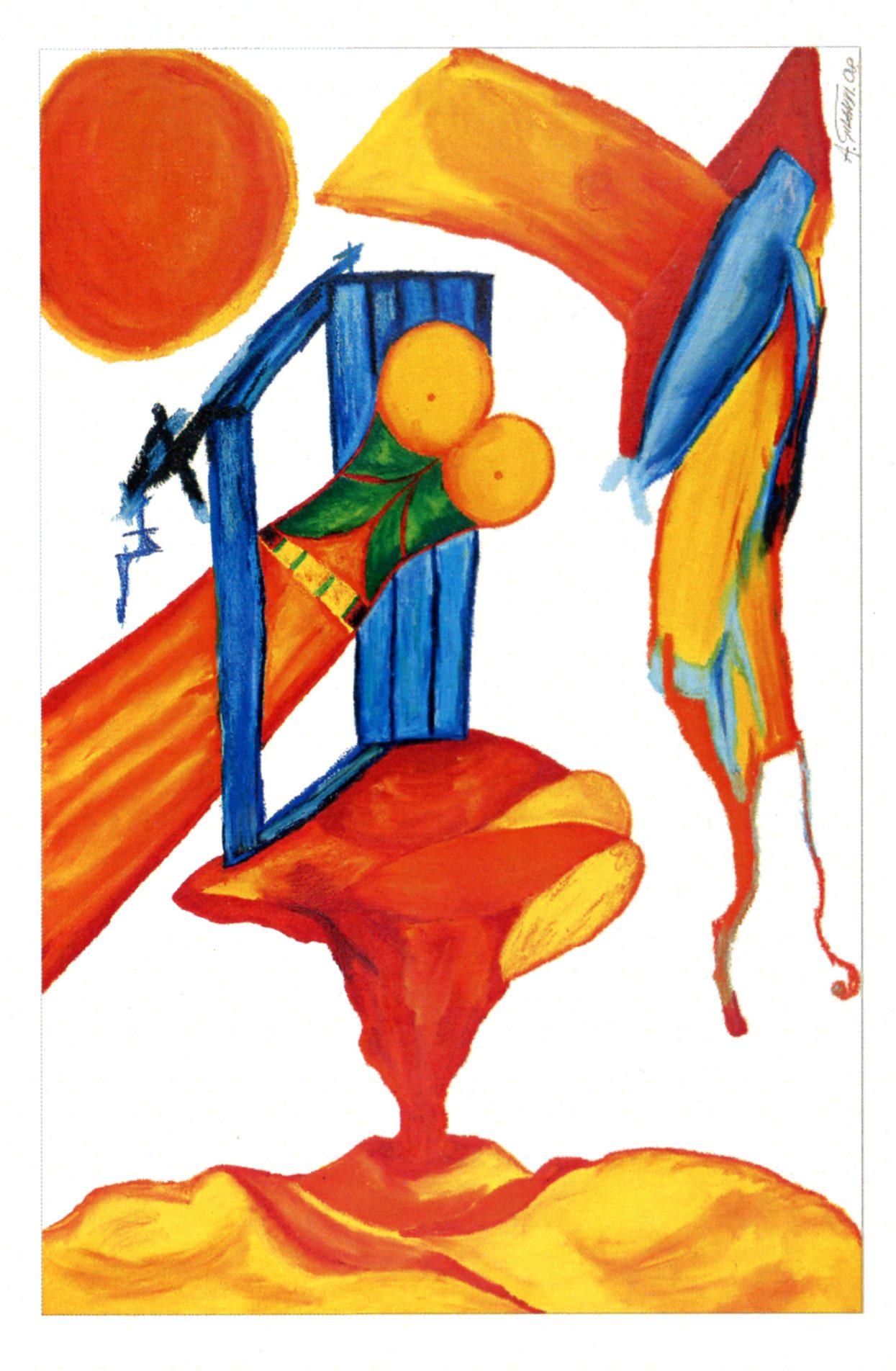 Armand Gilanyi - Open Door