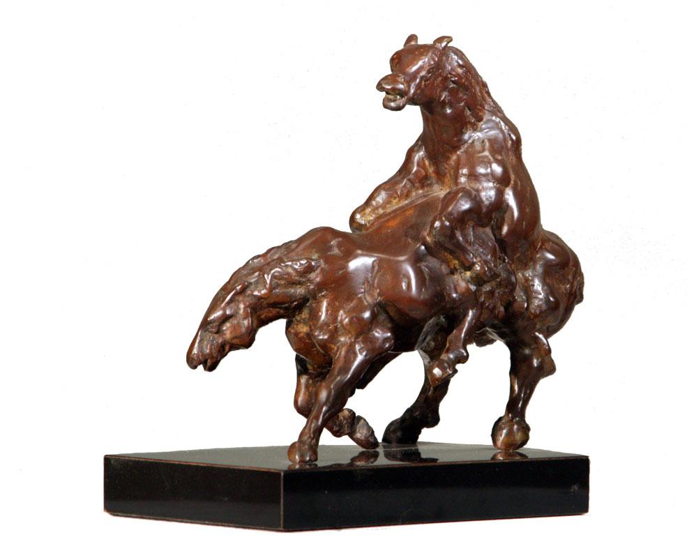 Horse Mating Art